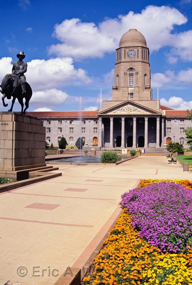 Pretoria's City Hall
