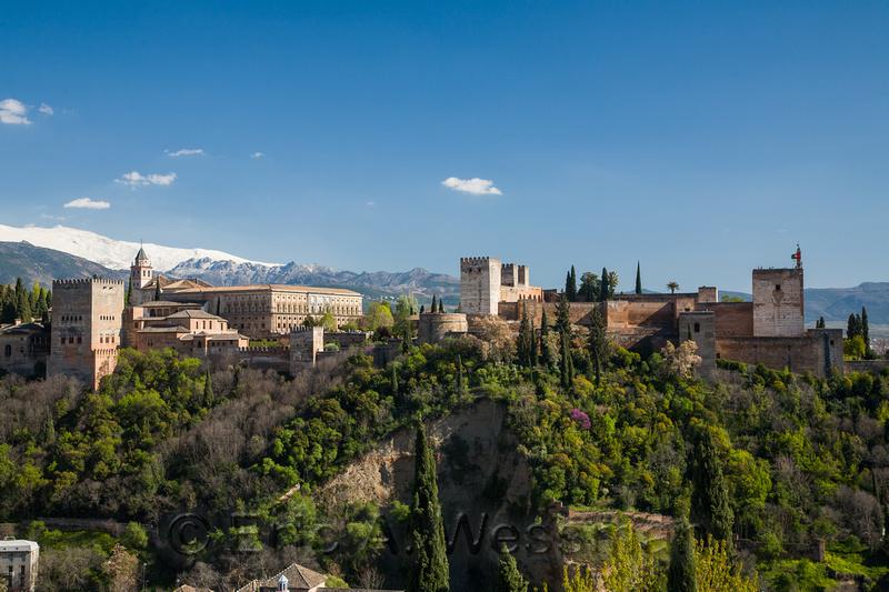 La Alhambra Palace Complex