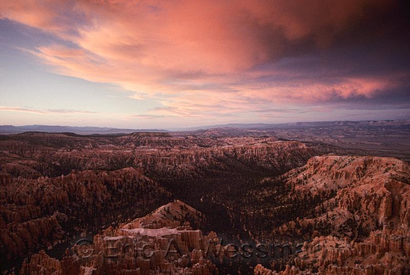 Bryce Point Sunset 3