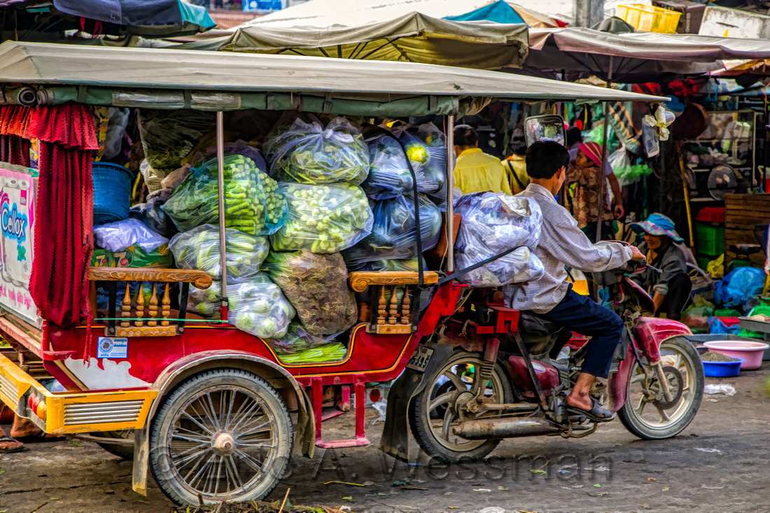 Rolling Through the Market