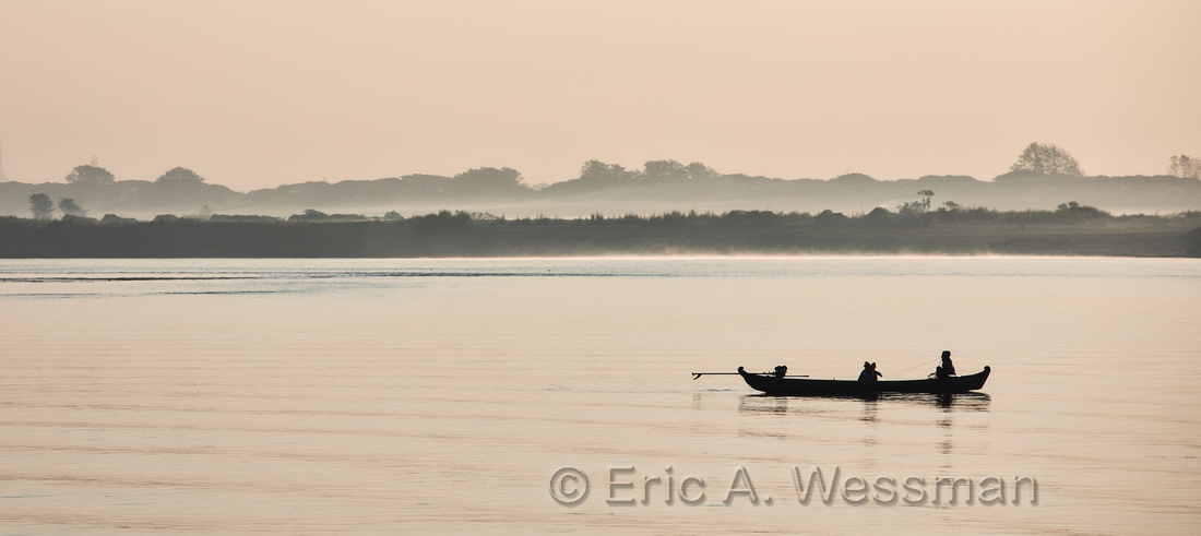 A Quiet Morning on the River