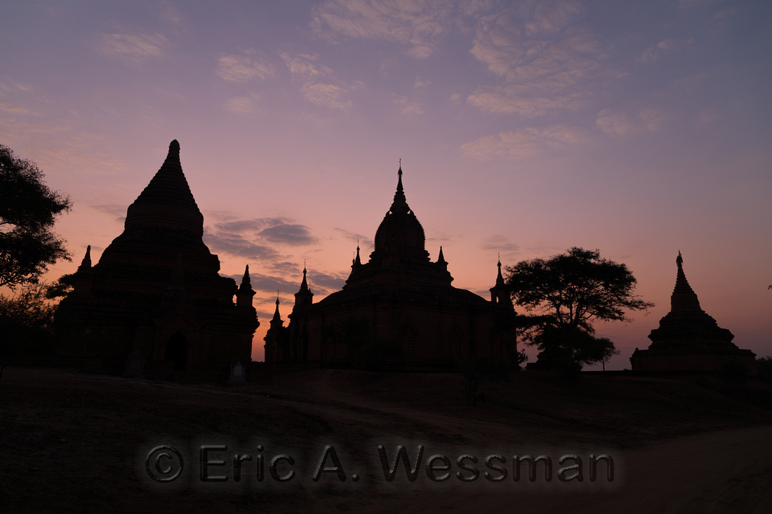 Daybreak at Temple #761