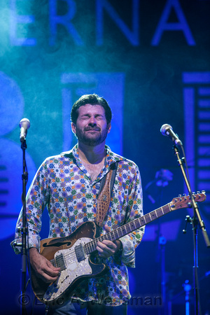 Tab Benoit performs with Voice of the Wetlands All-Stars