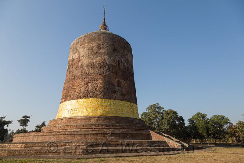 Big Bell Stupa