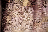 Carved Reliefs