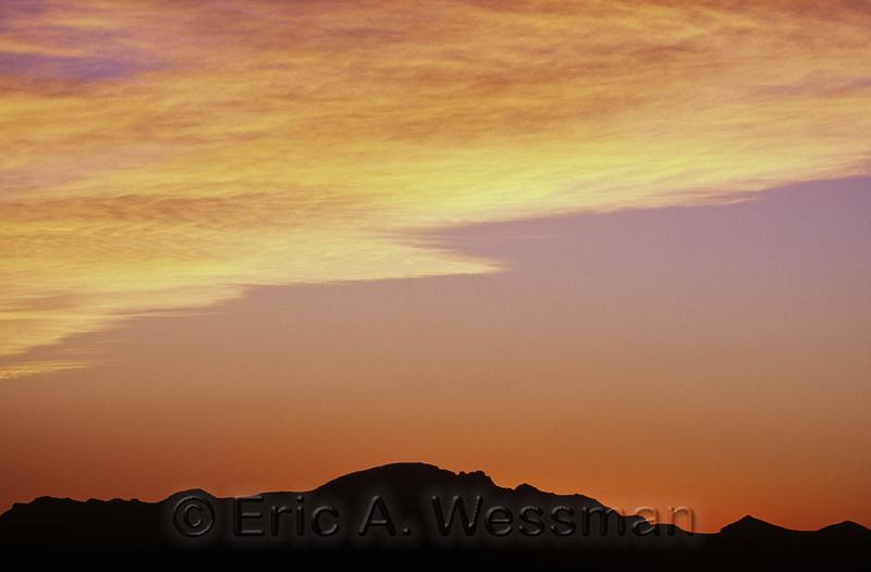 Mountain Sunset 1