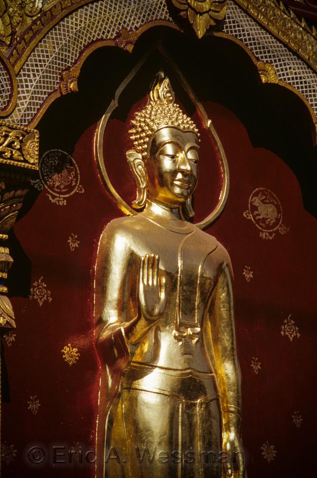 Gold Buddha Image