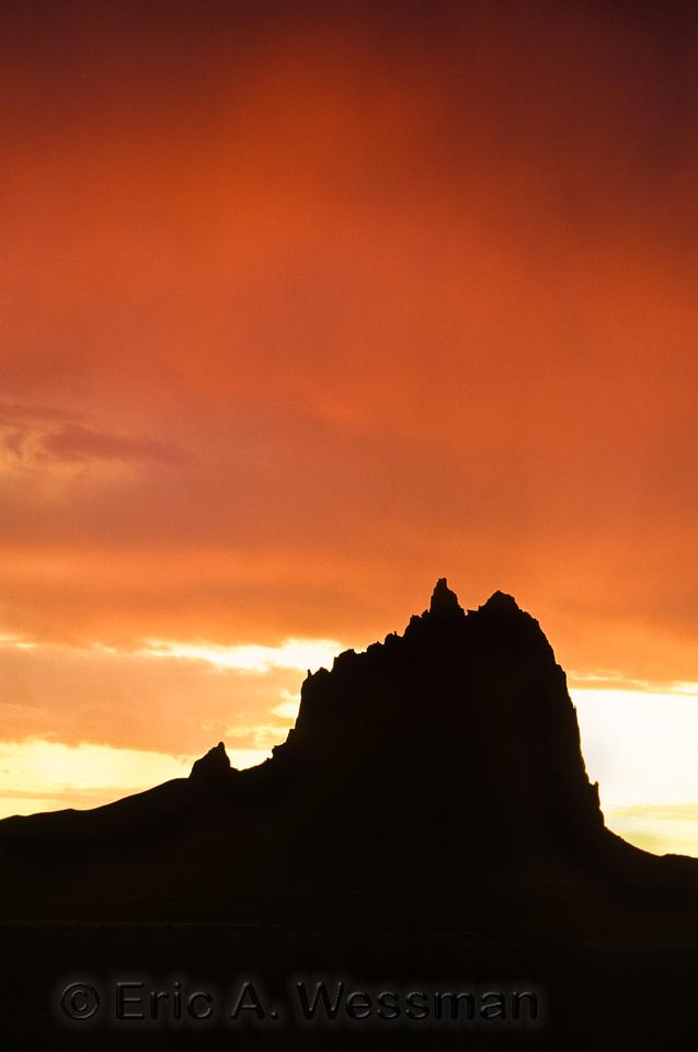 Shiprock Sunrise 2
