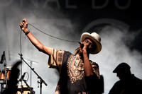 Cyril Neville performs with Voice of the Wetlands All-Stars