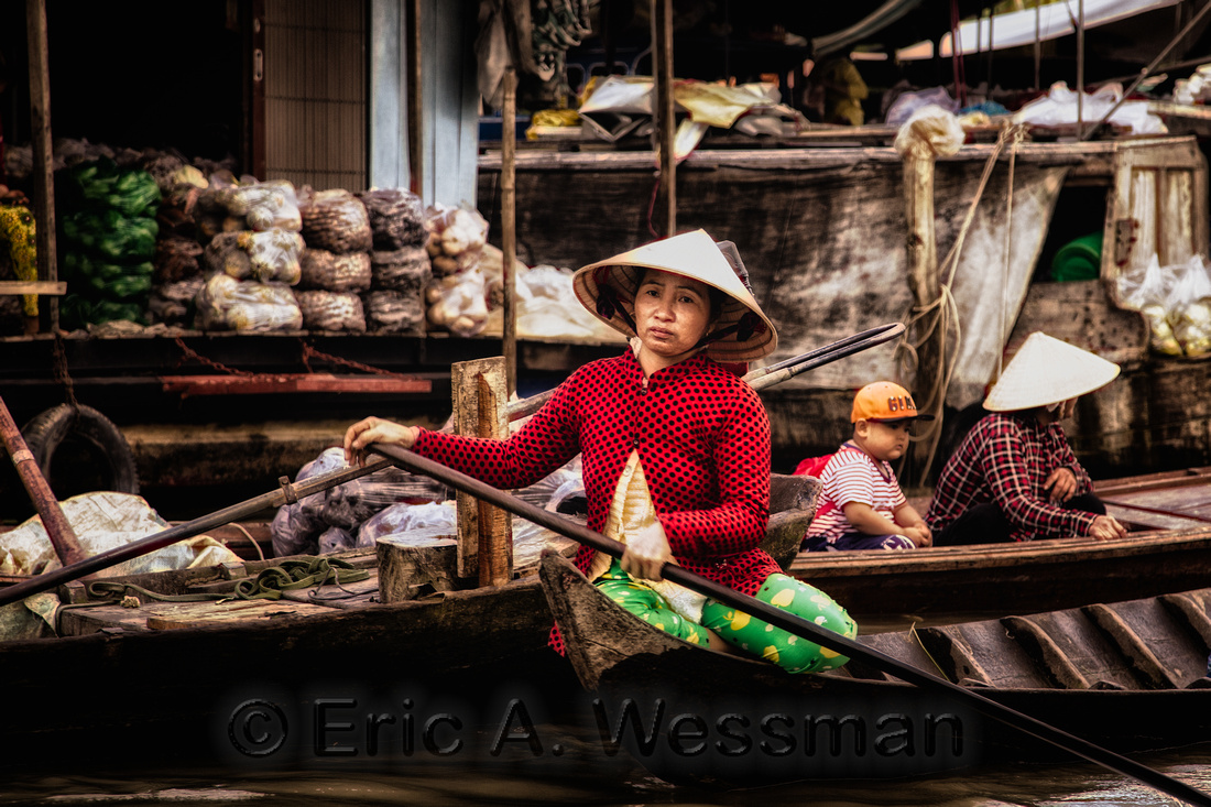 Paddling in the Market