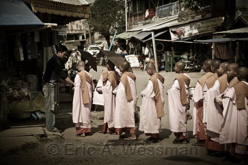 Nuns Collect Alms 2